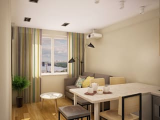 TB.Design Living room