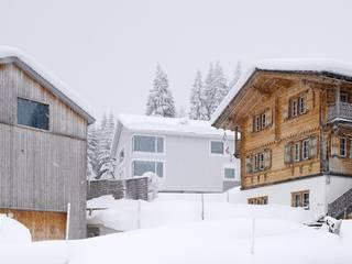 Apartmenthaus Parpan:  Häuser von Galli |Rudolf