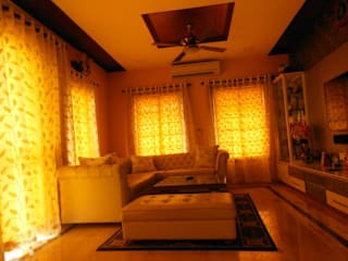 Rita Mody Joshi & Associates Living room