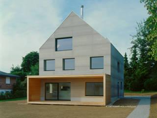 Haus für eine Musikerfamilie:  Häuser von Galli |Rudolf
