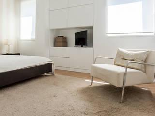 Modern Bedroom by Ponto Cúbico Modern