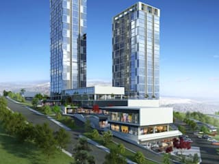 CCT INVESTMENTS – CCT 105 Project in Halkali:  tarz Evler,