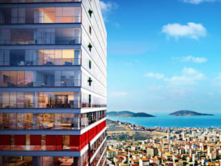 CCT INVESTMENTS – CCT 114 Project in Maltepe:  tarz Evler,