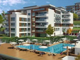 CCT INVESTMENTS – CCT 51 Project in Buyukcekmece:  tarz Evler,