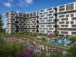 CCT INVESTMENTS – CCT 150 Project in Beylikduzu:  tarz Evler,