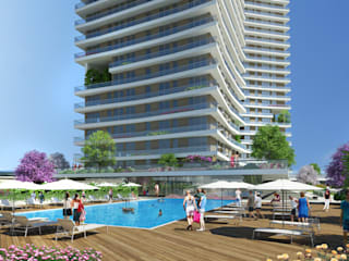 CCT INVESTMENTS – CCT 103 Project in Bahcesehir:  tarz Evler,