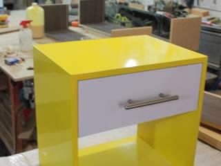 Cubo cajon:  de estilo  por Nesign - Diseño y fabricación de muebles.
