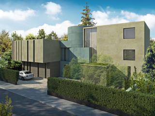 Dragons Maisons modernes par Clear Architects Moderne
