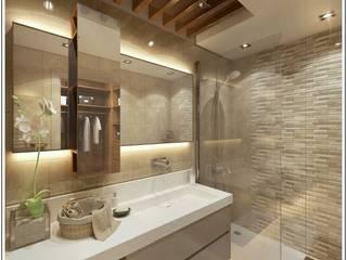 CCT 101 Project in Beylikduzu Modern Banyo CCT INVESTMENTS Modern