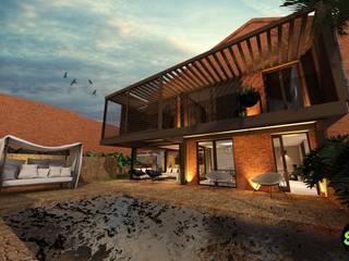 Rumah Klasik Oleh SOLIDO SLD Klasik