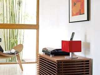 Design Within Reach Mexico SalonesMuebles de televisión y dispositivos electrónicos Madera