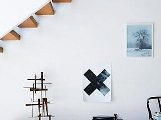 Design Within Reach Mexico SalonesMuebles de televisión y dispositivos electrónicos Madera Blanco