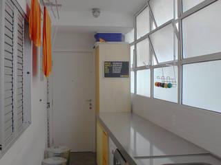 omnibus arquitetura Modern kitchen