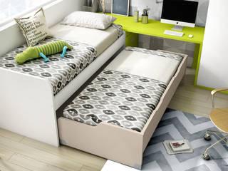 Dormitorios juveniles de Andar por Casa Moderno