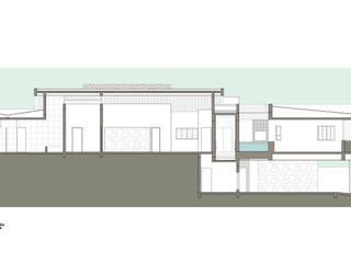 Modern Walls and Floors by grupo pr   arquitetura e design Modern