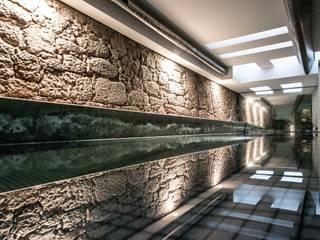 Тренажерные комнаты в . Автор – Arpadór,  Arquitectos e Associados, lda, Модерн