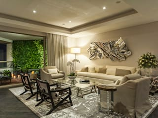 Classic style living room by HO arquitectura de interiores Classic