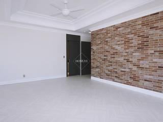 Bedroom by 홍예디자인, Industrial