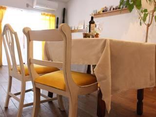 ペイントしてよりおしゃれに: おしゃれな椅子店が手掛けたです。,