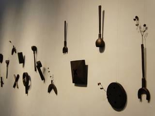 「Expositions Cartes Blanches」 La Borne  Centre Ceramique(La Borne, France): KEIICHI TANAKAが手掛けた折衷的なです。,オリジナル