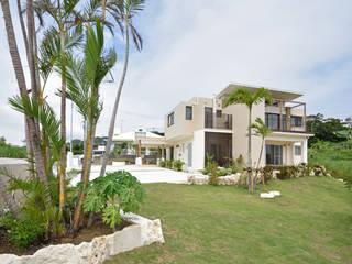 風の通る家: アーキペラゴデザイン一級建築士事務所が手掛けた家です。