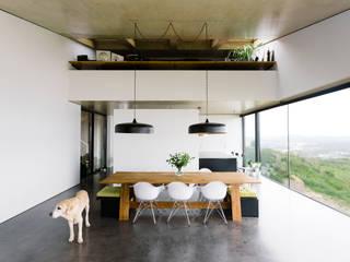 Casa Varatojo Atelier Data Lda Modern dining room