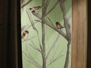 Modehaus in Österreich Silvia Betancourt Designs Wände & BodenWanddekorationen Papier Mehrfarbig