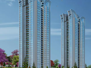 CCT INVESTMENTS – CCT 146 Project in Maslak:  tarz Evler,