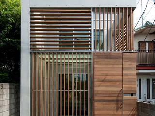 MKR モダンな 家 の 一級建築士事務所アトリエソルト株式会社 モダン