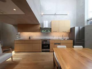 MKR モダンな キッチン の 一級建築士事務所アトリエソルト株式会社 モダン