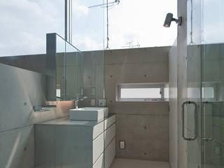 MKR モダンスタイルの お風呂 の 一級建築士事務所アトリエソルト株式会社 モダン