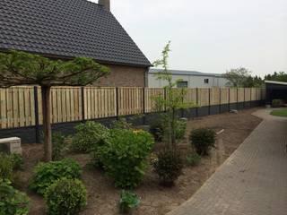 Kuiper Schuttingen Modern Garden