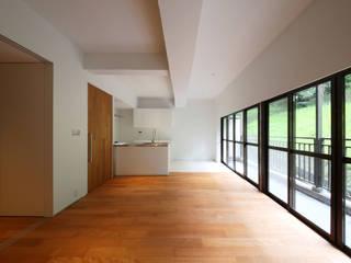 一級建築士事務所アトリエソルト株式会社 Modern Yemek Odası