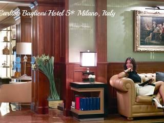 Hotel Carlton Baglioni - Milan - 5 Stars de O.M.A. Illuminazione Moderno