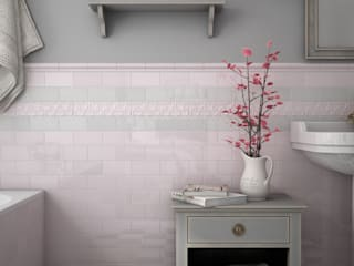 homify Bagno in stile tropicale