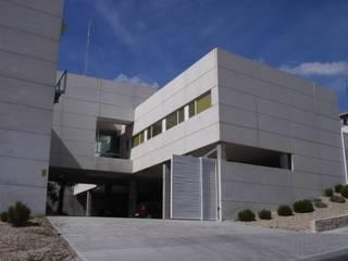 Centro de Salud 'Joaquín Rodrigo'. Madrid. Casas de estilo minimalista de beades arquitectos s.a.p. Minimalista