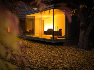 Сад в стиле минимализм от Karl Kaffenberger Architektur | Einrichtung Минимализм