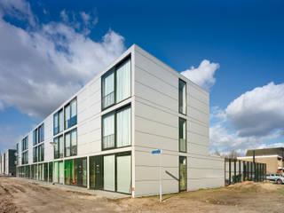 woningen Quirijnboulevard Tilburg Moderne huizen van JMW architecten Modern
