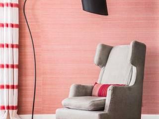 Interieurontwerp Villa:  Woonkamer door SMEELE Ontwerpt & Realiseert