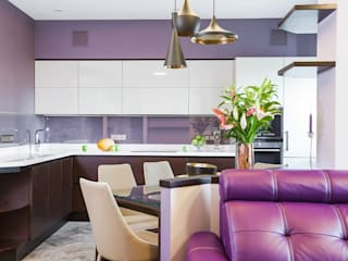 Salle à manger de style  par Alena Gorskaya Design Studio, Minimaliste