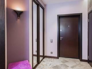 Corridor & hallway by Alena Gorskaya Design Studio