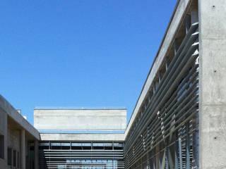 Centro de Salud en Mérida. Badajoz Casas de estilo minimalista de beades arquitectos s.a.p. Minimalista