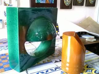 baffo_light:  in stile industriale di architANDarte, Industrial Ceramica