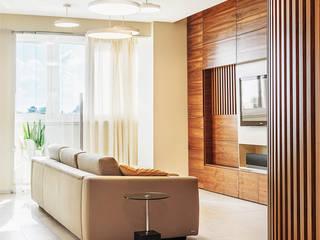 Livings de estilo minimalista por K-Studio