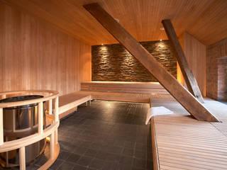 Purpura Banyo & Wellness – Tylö Sauna ve Buhar Odaları:  tarz