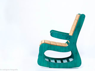 Cadeira Balance:   por Likecork