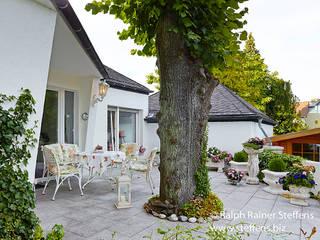 Gärten und Terrassen Moderner Balkon, Veranda & Terrasse von Ralph Rainer Steffens Photographie Modern