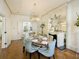 Ruang Makan by Nash Baker Architects Ltd