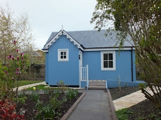 One Bedroom Wee House - Ayrshire The Wee House Company Casas clássicas