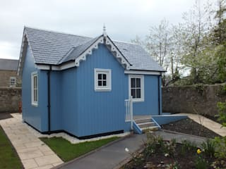 One Bedroom Wee House - Ayrshire Casas clássicas por The Wee House Company Clássico